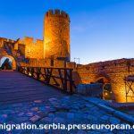 塞爾維亞工作許可和條件