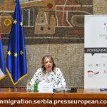 J.Joksimović:我們決心並致力於加快達到標準的速度